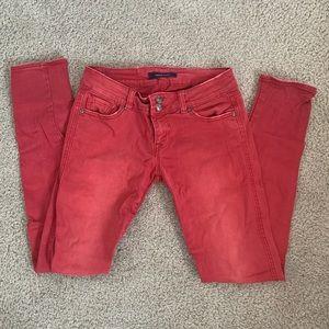 Red Vigoss Studio jeans